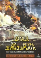 The Battle of the River Plate - Spanish Movie Cover (xs thumbnail)