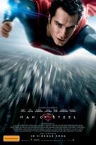 Man of Steel - Australian Movie Poster (xs thumbnail)