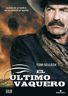 Monte Walsh - Spanish DVD cover (xs thumbnail)