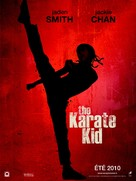 The Karate Kid - French Movie Poster (xs thumbnail)