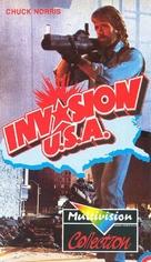 Invasion U.S.A. - Italian Movie Cover (xs thumbnail)