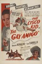 The Gay Amigo - Movie Poster (xs thumbnail)