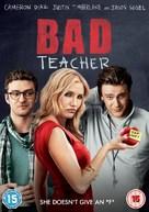 Bad Teacher - British DVD movie cover (xs thumbnail)