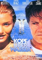 Head Above Water - German Movie Poster (xs thumbnail)