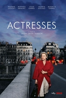 Actrices - French Movie Poster (xs thumbnail)