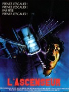 De lift - French Movie Poster (xs thumbnail)