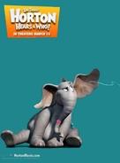 Horton Hears a Who! - Movie Poster (xs thumbnail)
