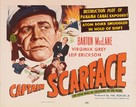 Captain Scarface - Movie Poster (xs thumbnail)