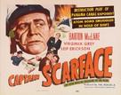 Captain Scarface - Movie Poster (xs thumbnail)