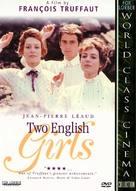 Deux anglaises et le continent, Les - DVD cover (xs thumbnail)