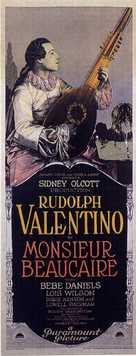 Monsieur Beaucaire - Movie Poster (xs thumbnail)