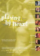 Playing By Heart - Swedish DVD cover (xs thumbnail)