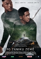 After Earth - Czech Movie Poster (xs thumbnail)