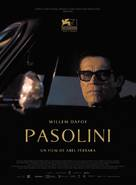 Pasolini - French Movie Poster (xs thumbnail)