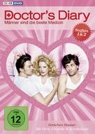 """Doctor's Diary - Männer sind die beste Medizin"" - German DVD movie cover (xs thumbnail)"