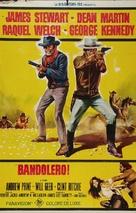 Bandolero! - Italian Movie Poster (xs thumbnail)