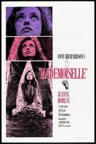 Mademoiselle - Movie Poster (xs thumbnail)