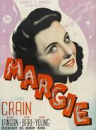 Margie - Danish Movie Poster (xs thumbnail)
