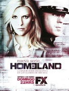 """Homeland"" - Spanish Movie Poster (xs thumbnail)"