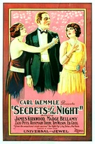 Secrets of the Night - Movie Poster (xs thumbnail)