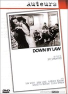 Down by Law - French DVD movie cover (xs thumbnail)