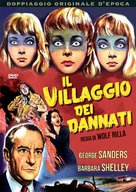 Village of the Damned - Italian Movie Cover (xs thumbnail)