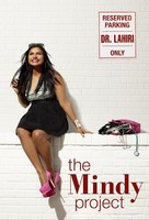"""The Mindy Project"" - Danish Movie Poster (xs thumbnail)"