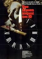 When a Stranger Calls - German Movie Poster (xs thumbnail)