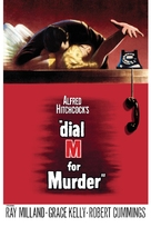 Dial M for Murder - DVD movie cover (xs thumbnail)