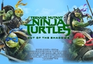 Teenage Mutant Ninja Turtles: Out of the Shadows - British Movie Poster (xs thumbnail)