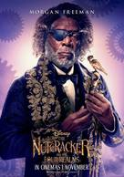 The Nutcracker and the Four Realms - Malaysian Movie Poster (xs thumbnail)