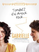 Gabrielle - French Movie Poster (xs thumbnail)
