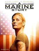 A Marine Story - British DVD movie cover (xs thumbnail)
