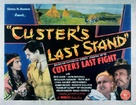 Custer's Last Stand - Movie Poster (xs thumbnail)