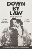 Down by Law - Spanish Movie Poster (xs thumbnail)