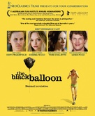 The Black Balloon - Movie Poster (xs thumbnail)