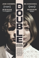 The Double - Danish Movie Poster (xs thumbnail)