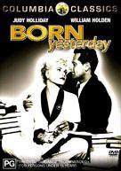 Born Yesterday - Australian DVD cover (xs thumbnail)