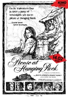Picnic at Hanging Rock - Estonian Re-release poster (xs thumbnail)