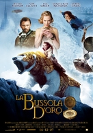 The Golden Compass - Italian Movie Poster (xs thumbnail)