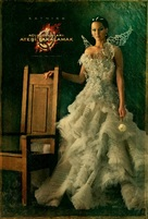 The Hunger Games: Catching Fire - Turkish Movie Poster (xs thumbnail)