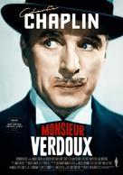 Monsieur Verdoux - Swedish Movie Poster (xs thumbnail)