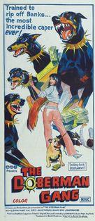 The Doberman Gang - Australian Movie Poster (xs thumbnail)
