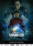Shang-Chi and the Legend of the Ten Rings - Slovak Movie Poster (xs thumbnail)