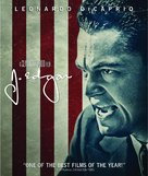 J. Edgar - Blu-Ray cover (xs thumbnail)