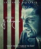 J. Edgar - Blu-Ray movie cover (xs thumbnail)
