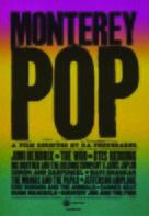 Monterey Pop - Re-release movie poster (xs thumbnail)