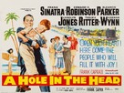 A Hole in the Head - British Movie Poster (xs thumbnail)