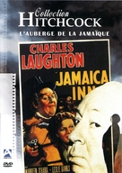 Jamaica Inn - French DVD cover (xs thumbnail)