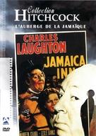 Jamaica Inn - French DVD movie cover (xs thumbnail)